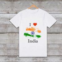 i-love-india-printed-customized-tshirt